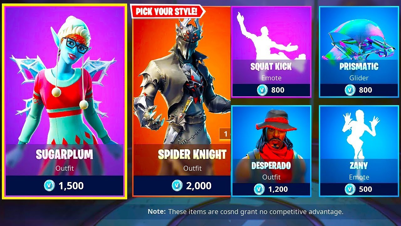Fortnite Item Shop December 29 2018 Today S New Daily Store Items