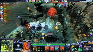 4CL vs 5Jungz - Game 1 (Alienware Summer