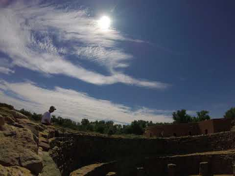 Timelapse Aztec Ruins