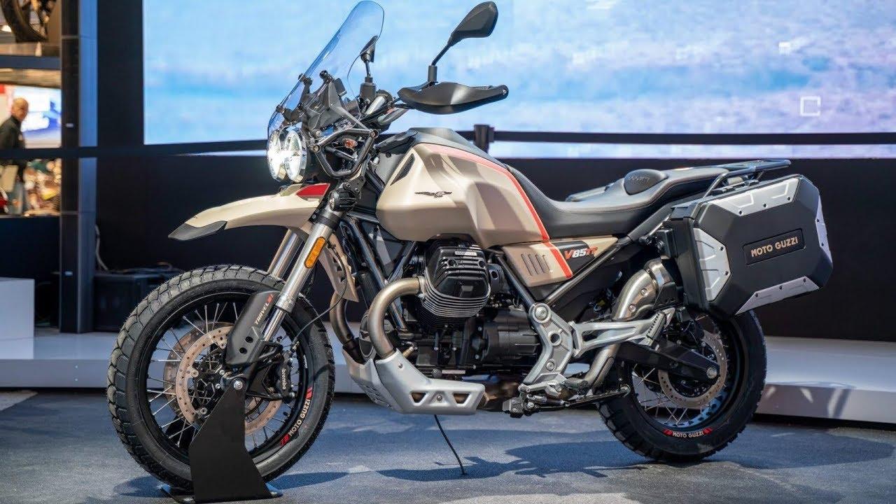 """Képtalálat a következőre: """"Moto Guzzi V85 TT Travel 2020 eicma"""""""