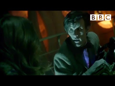 Doctor Who: Time, Part One - Red Nose Day 2011 - BBC Comic R