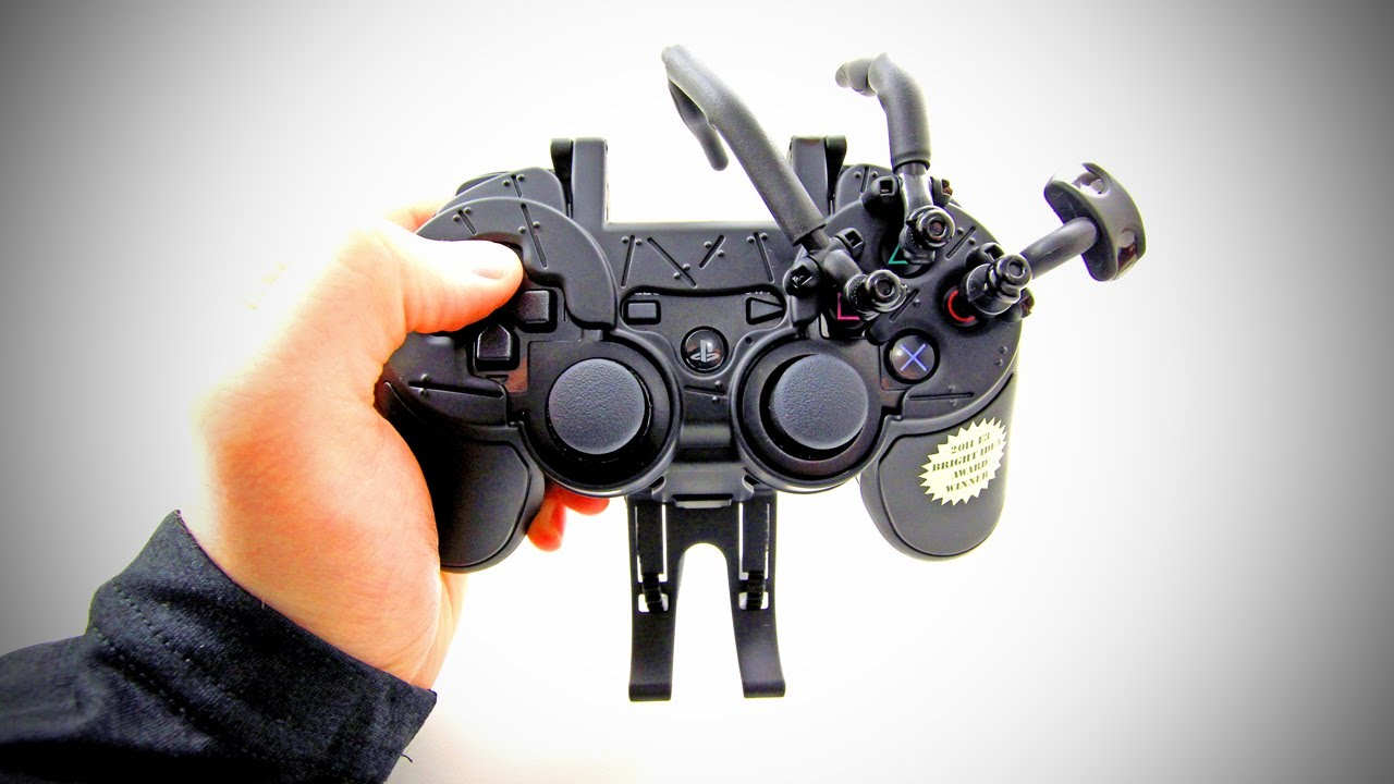N-Control Avenger for PS3 Controller Unboxing & First Look #1