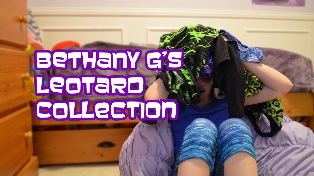 Gymnastics Leotard Collection - Bethany G
