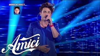 Скачать Amici 16 La Semifinale Riccardo Perdo Le Parole