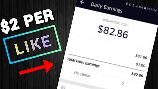 Get Paid To LIKE Videos ($3 Each) | Make Money Online Fast for FREE