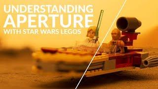Learn Camera Basics with Star Wars LEGO! | APERTURE Tutorial