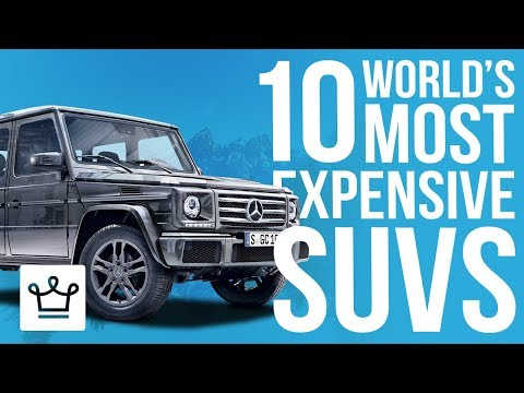 Top 10 Most Expensive SUVs In The World