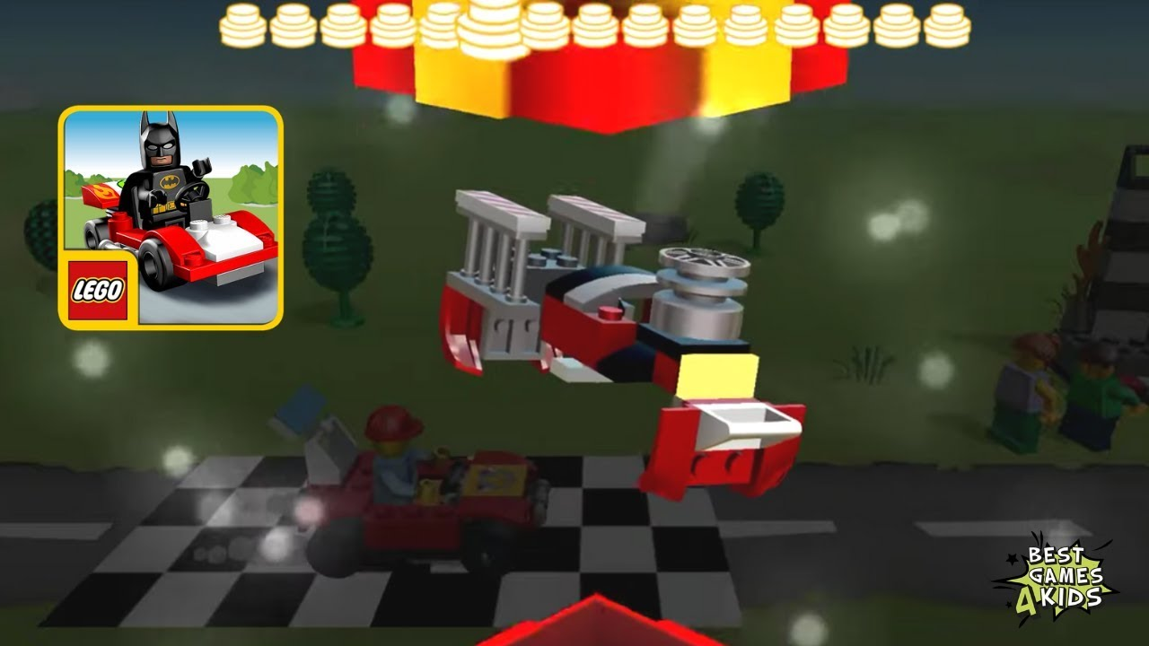 LEGO® Juniors | New Vehicles: Cruise around in cool new vehicles! By LEGO  System A/S