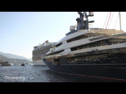 The Three Biggest Motor Yachts in Monaco
