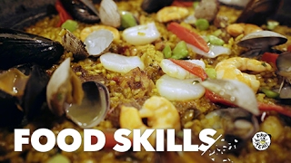 Paella Is the Ultimate Combo of Carbs and Seafood   Food Skills