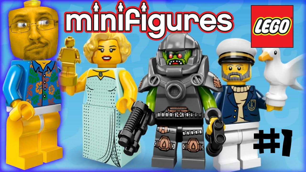 Lets Play: Lego minifigures Online (beta) Part 1 (Face Cam ...