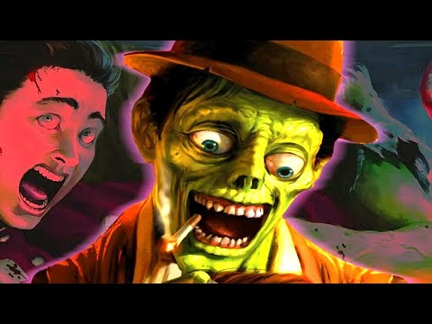 Stubbs the Zombie in Rebel Without a Pulse Full Movie All Cutscenes Cinematic