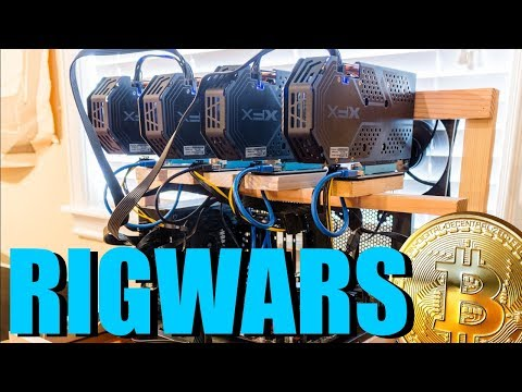 Mining Rig Wars 27: Best Mining Rig Competition