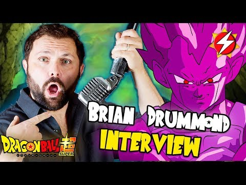 Interview With Brian Drummond (Voice of Copy Vegeta/Original Vegeta) Dragon Ball Super English Dubs