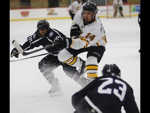 10/13/17 Adrian College Men's ACHA DII Hockey vs. Central Michigan