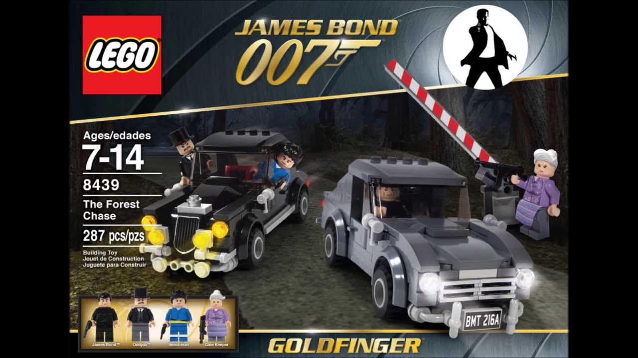 lego james bond 2013 - youtube
