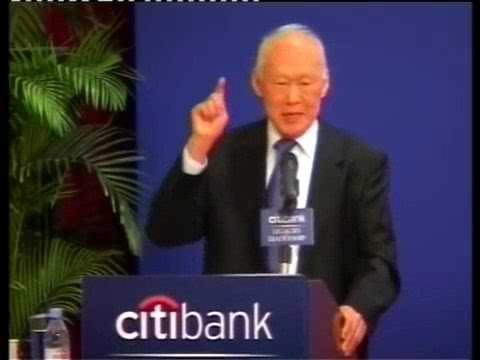 Lee Kuan Yew on Deng Xiao Peng