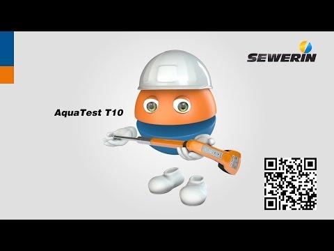 Elektroakustische Wasserlecksuche - Wie funktioniert der AquaTest T10