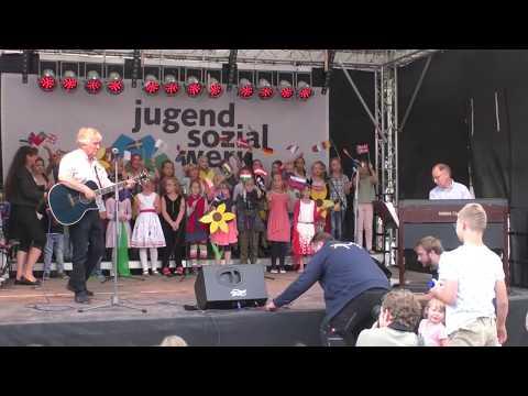 Kleine Europäer -   Rolf Zuckowski und die AKS Grundschule Nordhausen