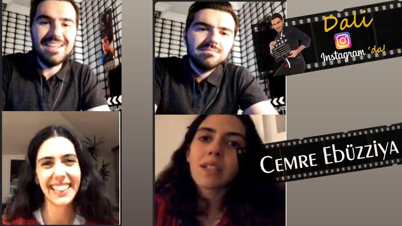 Cemre Ebüzziya | Dali Instagram'da! #6 - YouTube