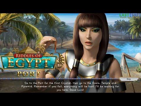 Riddles of Egypt: Port
