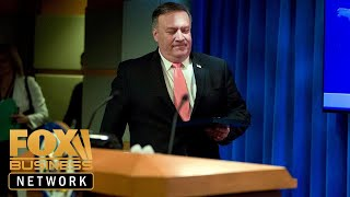 Pompeo on Huawei: Won't put American information at risk