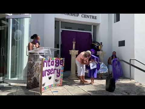 Heritage Nursery & Preschool Graduation, July 18 2020
