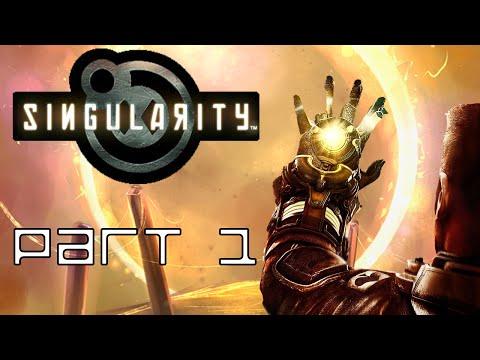 Singularity Walkthrough Gameplay Part 1 - Katorga-12