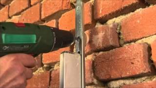 Omítníky - omítací lišty - lištový omítníkový systém