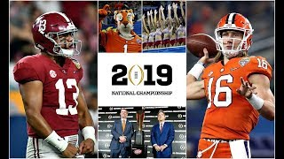 CLEMSON VS ALABAMA | CAN THE TIGERS WIN ?