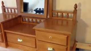 Secret Drawers Mans Dresser