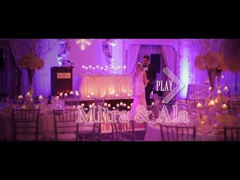 AMAZING Persian Wedding - Mitra & Ala @ Hotel Georgia Vancouver