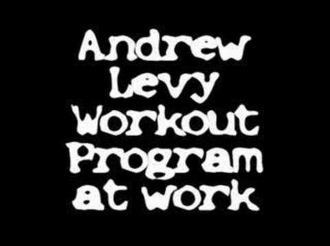 The Andrew Levy Workout Program