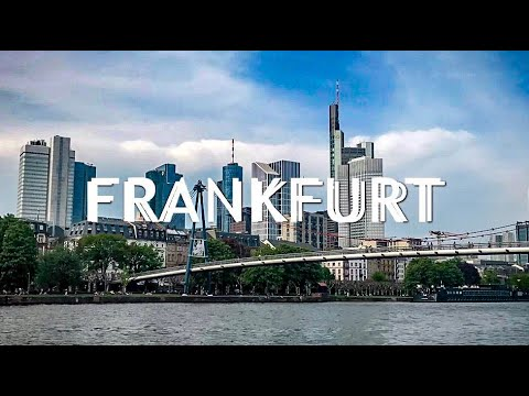 Weekend in Frankfurt am Main | iPhone 7 | DJI Osmo Mobile 2