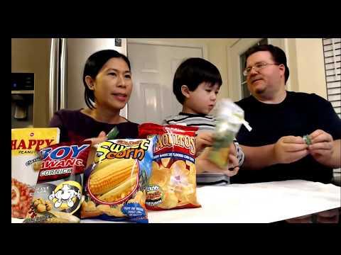 Philippines Snacks Live