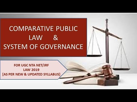 Comparative Public Law & System Of Governance: Meaning, Definition, Relevance & Methodology