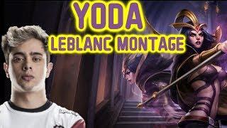 YoDa Leblanc Montage | Best Leblanc Plays 2017