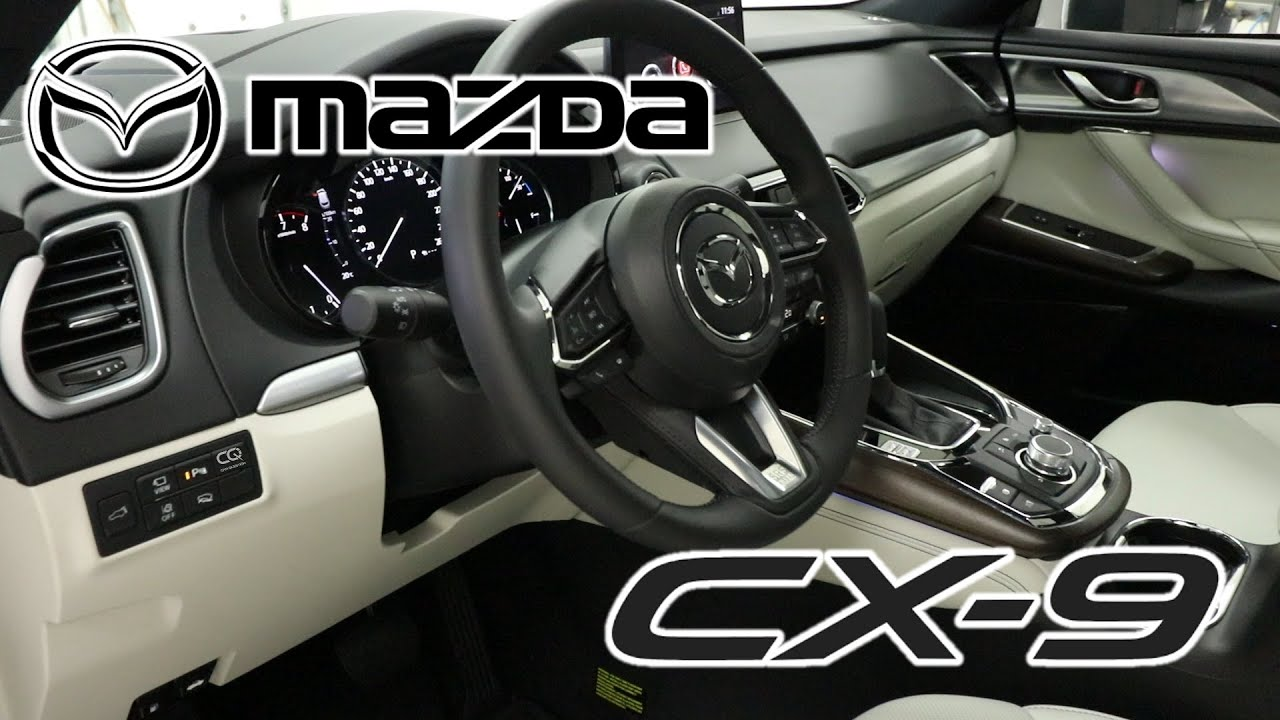 Mazda Cx-9 Review: Affordable Luxury in a three-row SUV