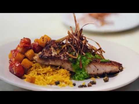 Chef Michael Lalewicz: Cooking Rockfish