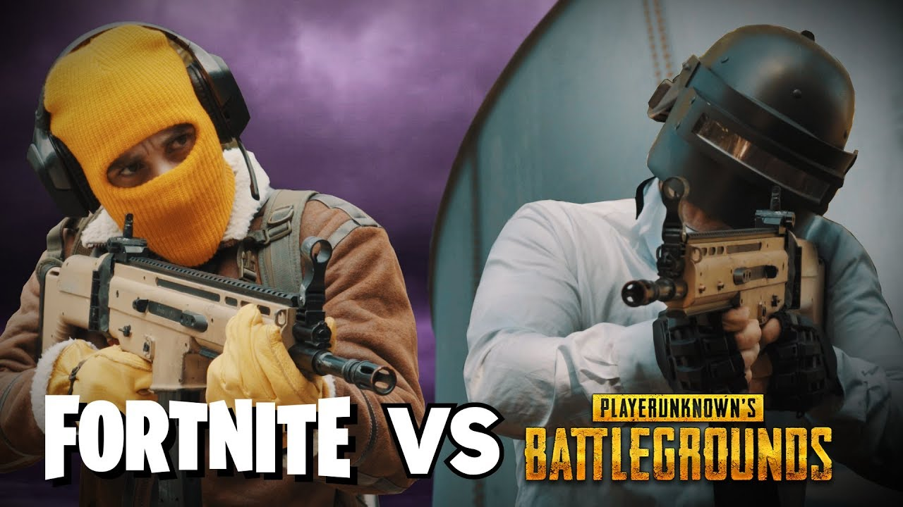 Pubg V Fortnite: Fortnite Vs PUBG 6 (Series Finale)