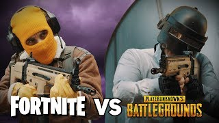 Fortnite vs PUBG 6 (Series Finale)