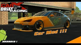 HOW TO INSTAL MOD ? | CARX DRIFT RACING ANDROID !😰