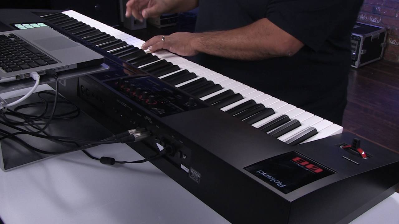 roland fa 06 08 how to use as midi controller with aira plugout and ableton live youtube. Black Bedroom Furniture Sets. Home Design Ideas