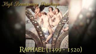 Raphael and His High Renaissance Painting Masterpieces - Video 1 of 6