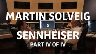 Martin Solveig x Sennheiser – My New Single: Places | Sennheiser
