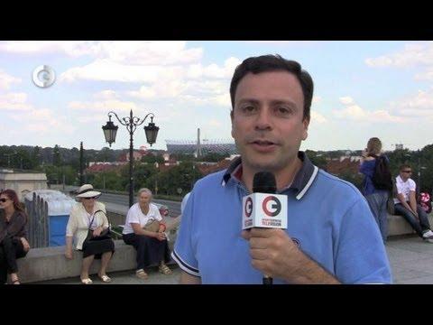 Euro 2012 - ОЧЕВИДЕЦ - Польша прощается с Евро-2012