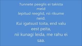 "Karl-Erik Taukar ""Segased lood"" Cover"