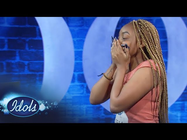 Xae powers through 'Fine Lines': IDOLS SA Durban Auditions – Mzansi Magic