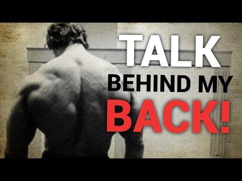 PEOPLE WILL TALK...LET THEM TALK - Motivational Video