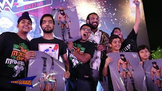 "Jinder Mahal ""blown away"" by amazing India visit"